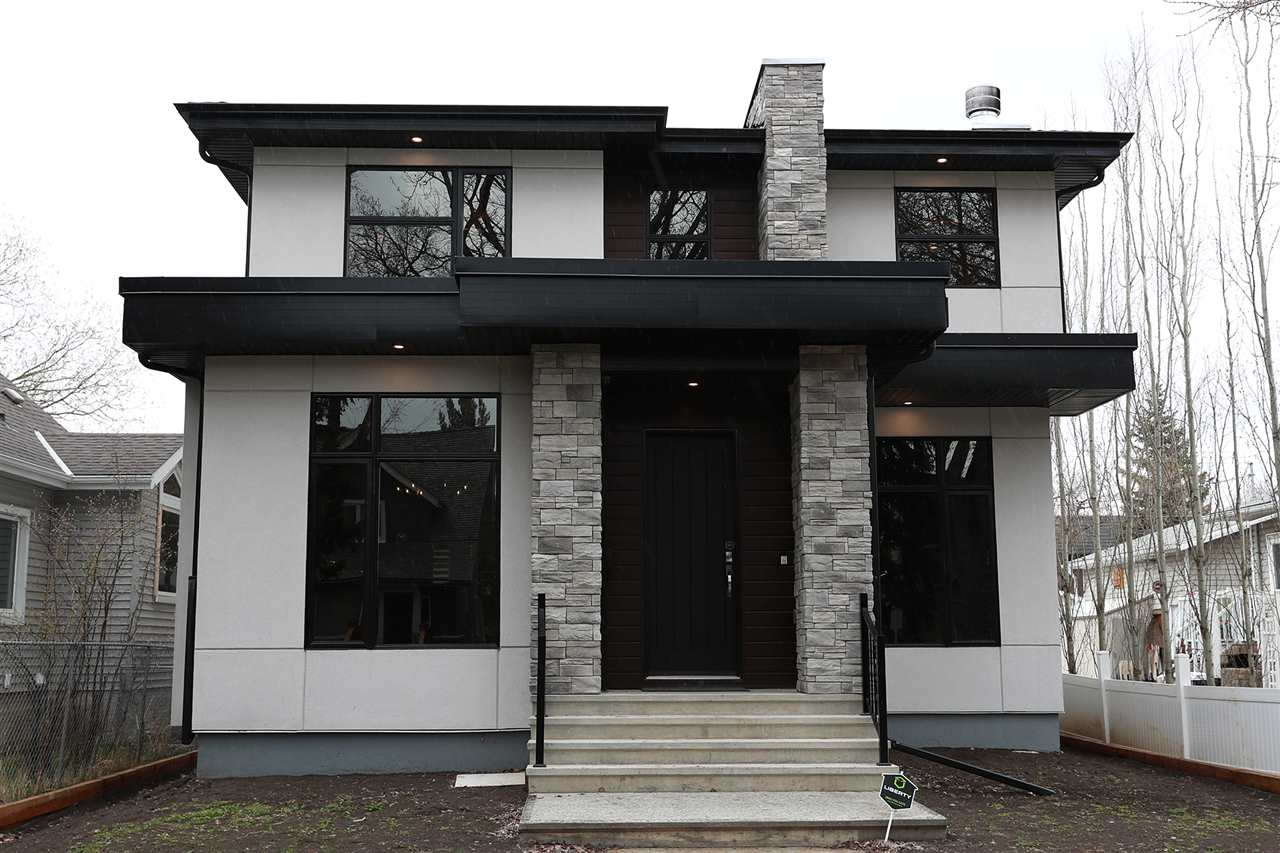 MLS® listing #E4156429 for sale located at 10524 129 Street