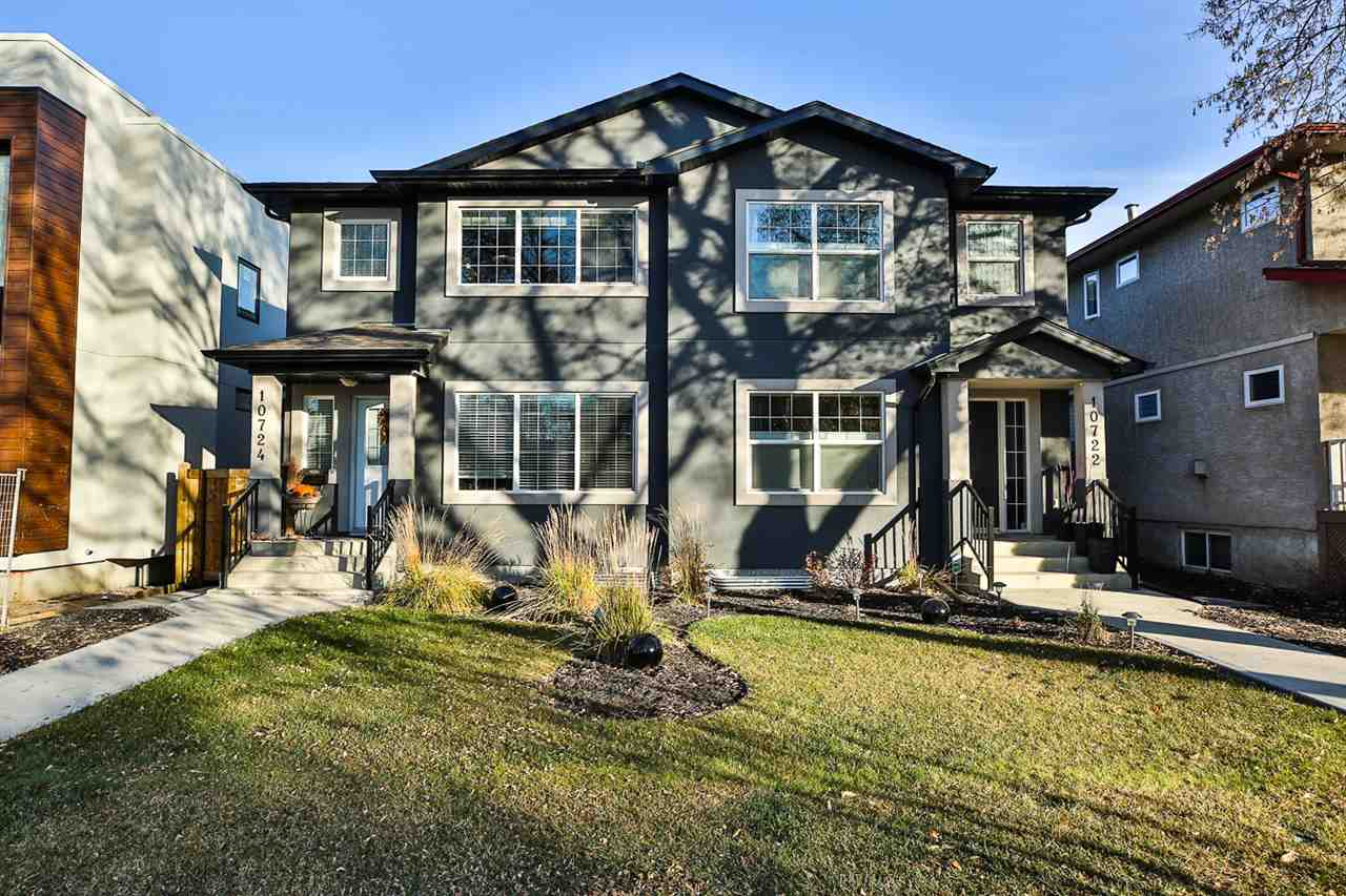 MLS® listing #E4156431 for sale located at 10724 72 Avenue
