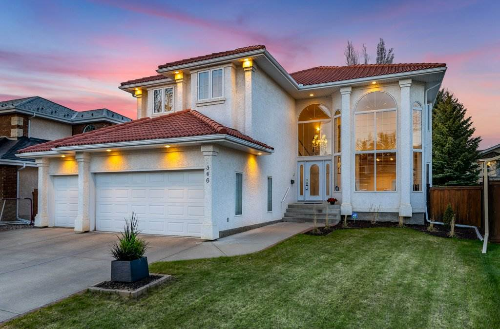 MLS® listing #E4156437 for sale located at 346 Whiston Close