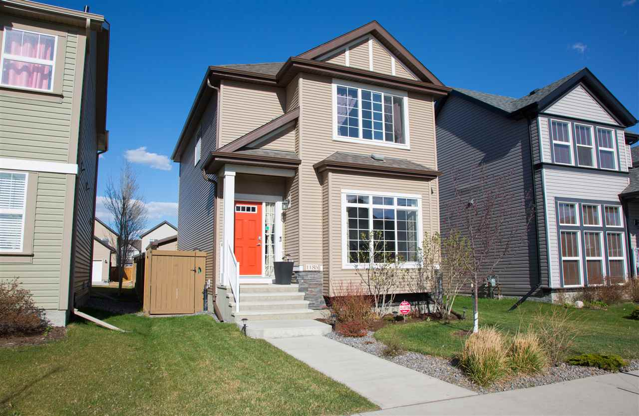 MLS® listing #E4156468 for sale located at 1185 McConachie Boulevard