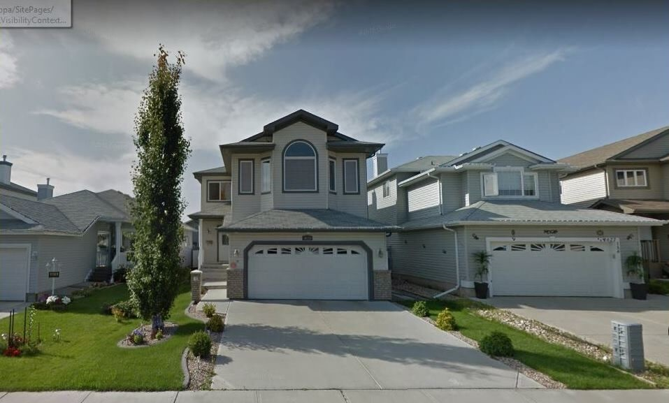 MLS® listing #E4156475 for sale located at 4623 156 Avenue