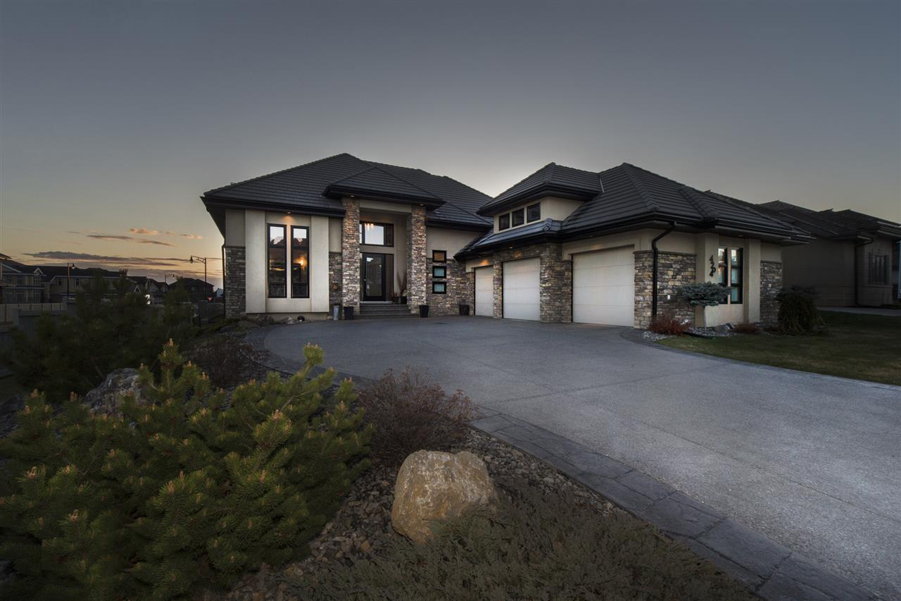 MLS® listing #E4156485 for sale located at 4204 Westcliff Court