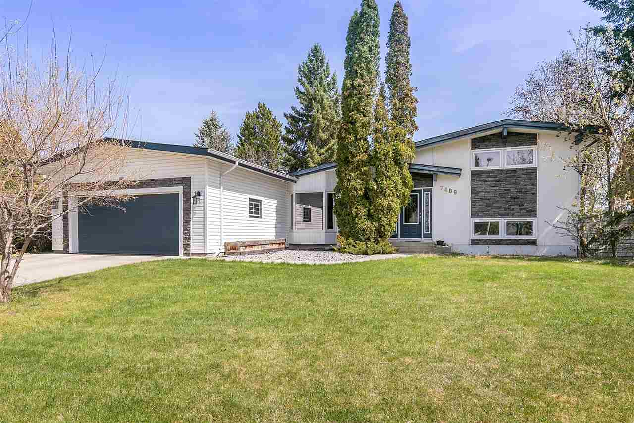MLS® listing #E4156492 for sale located at 7409 156 Street
