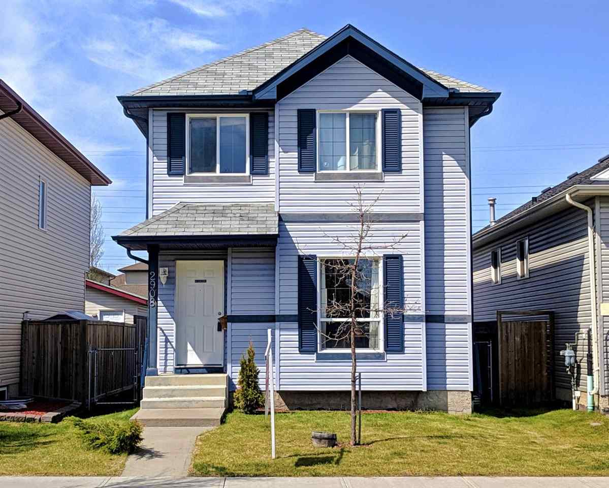 MLS® listing #E4156494 for sale located at 2908 25 Street