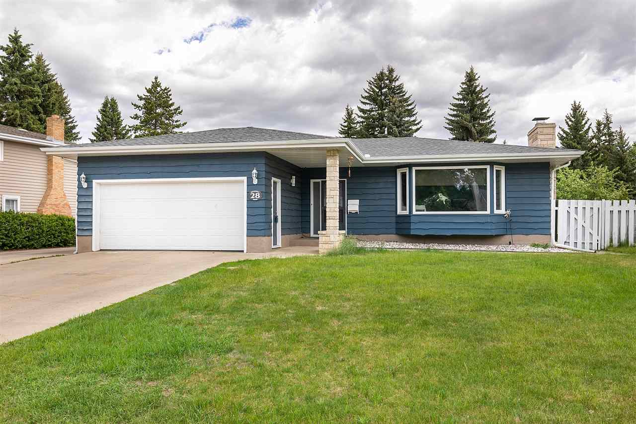 MLS® listing #E4156496 for sale located at 28 QUESNELL Road