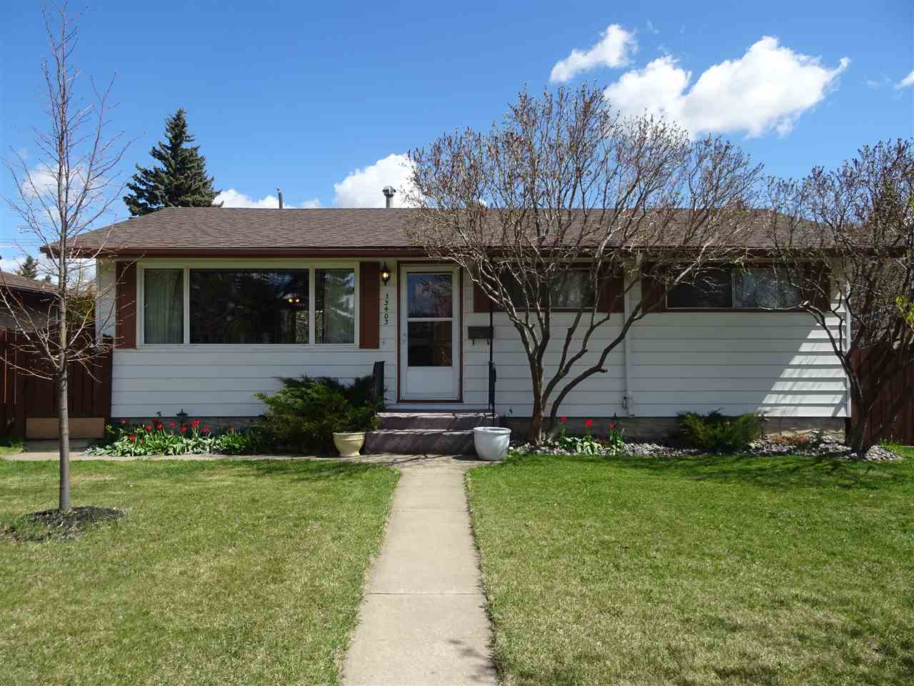 MLS® listing #E4156497 for sale located at 13403 138 Street