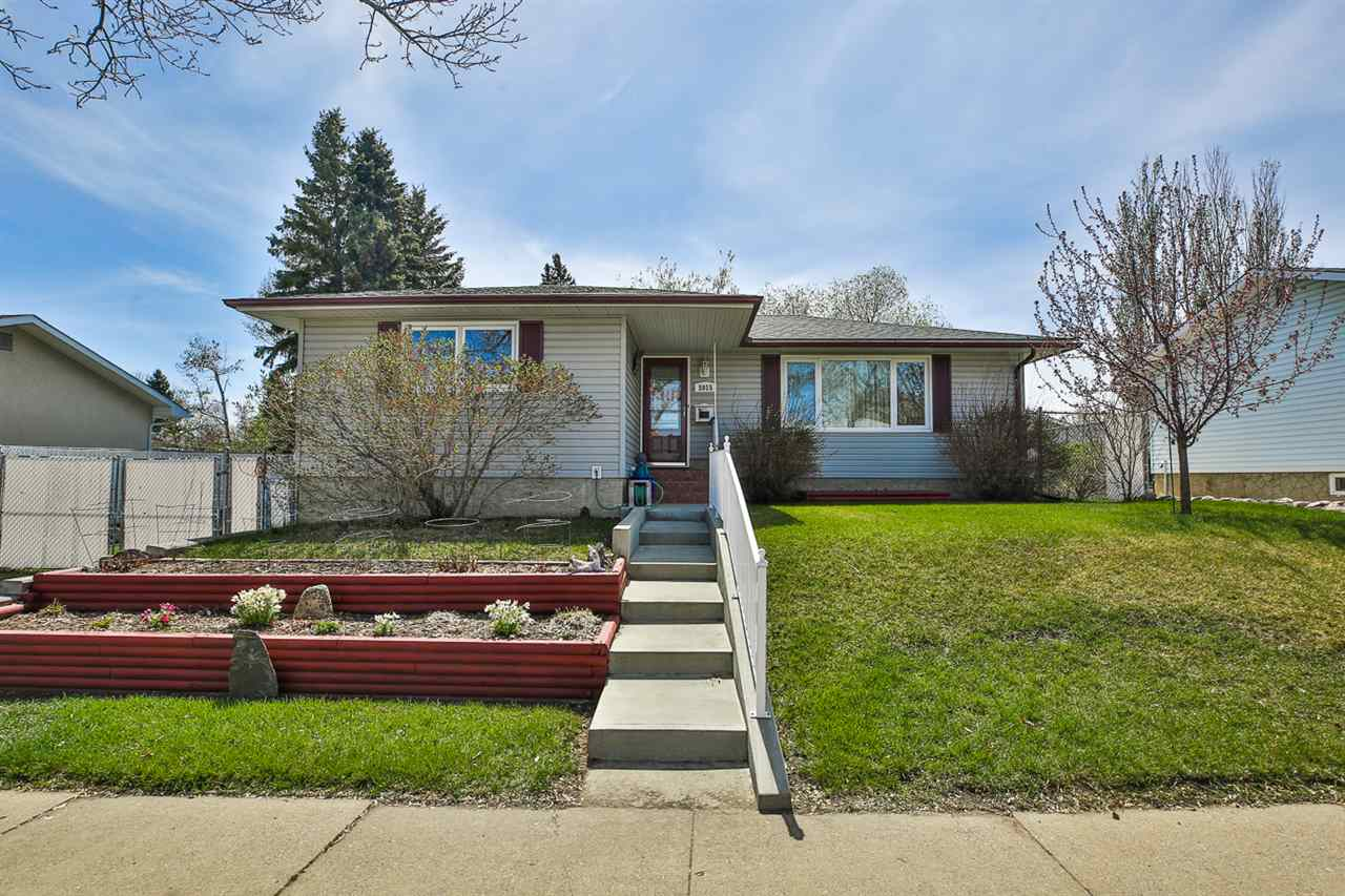 MLS® listing #E4156521 for sale located at 5915 152A Avenue