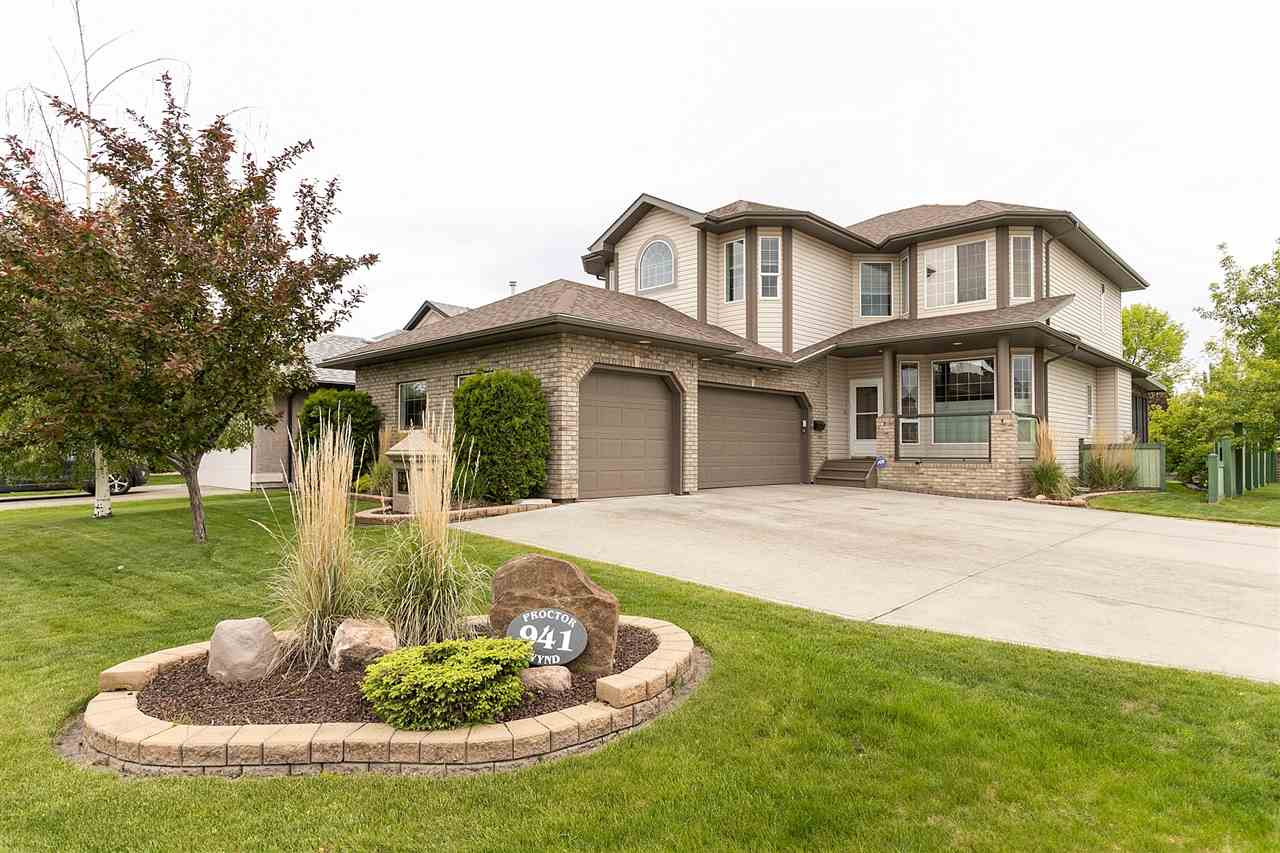MLS® listing #E4156542 for sale located at 941 PROCTOR Wynd
