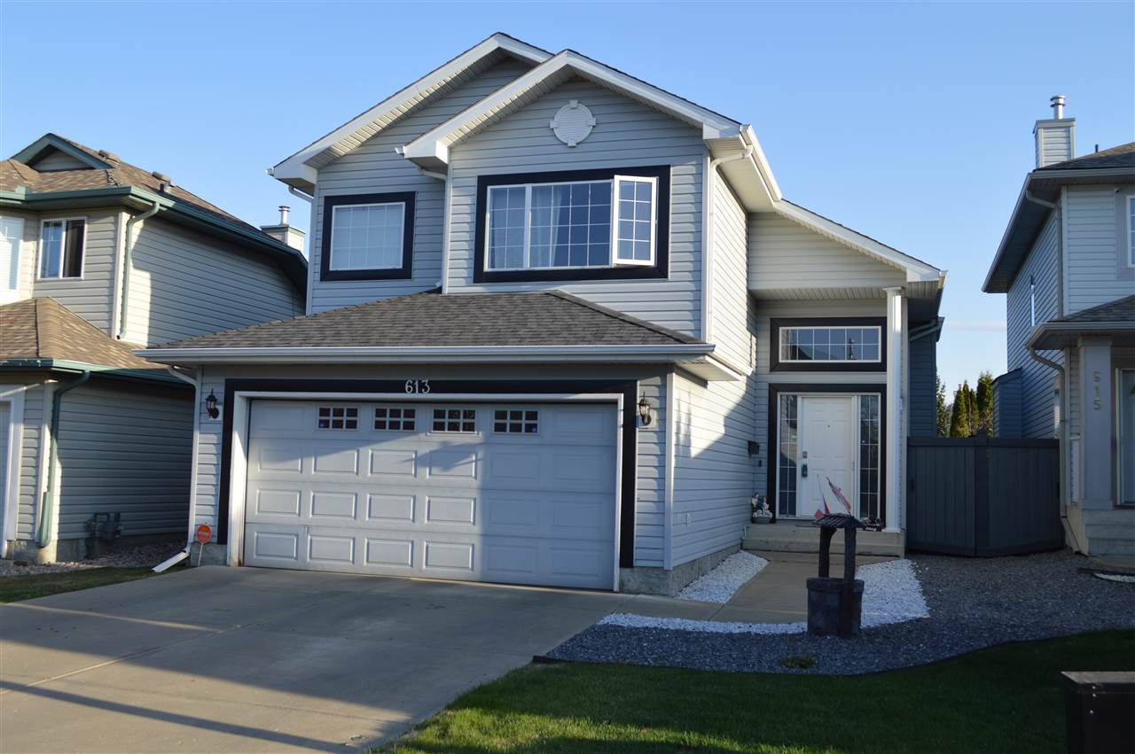 MLS® listing #E4156543 for sale located at 613 BECK Close