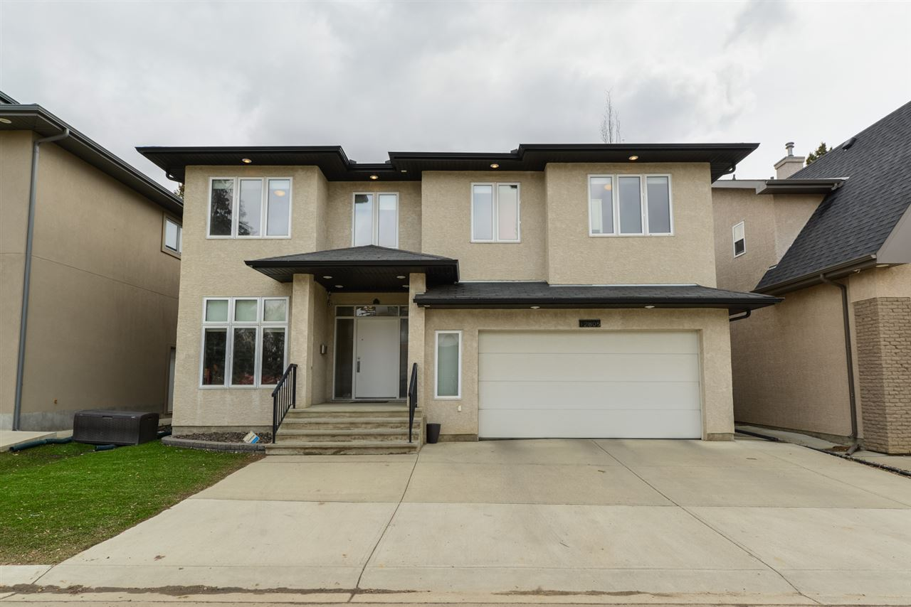 MLS® listing #E4156544 for sale located at 12805 WOODBEND Place