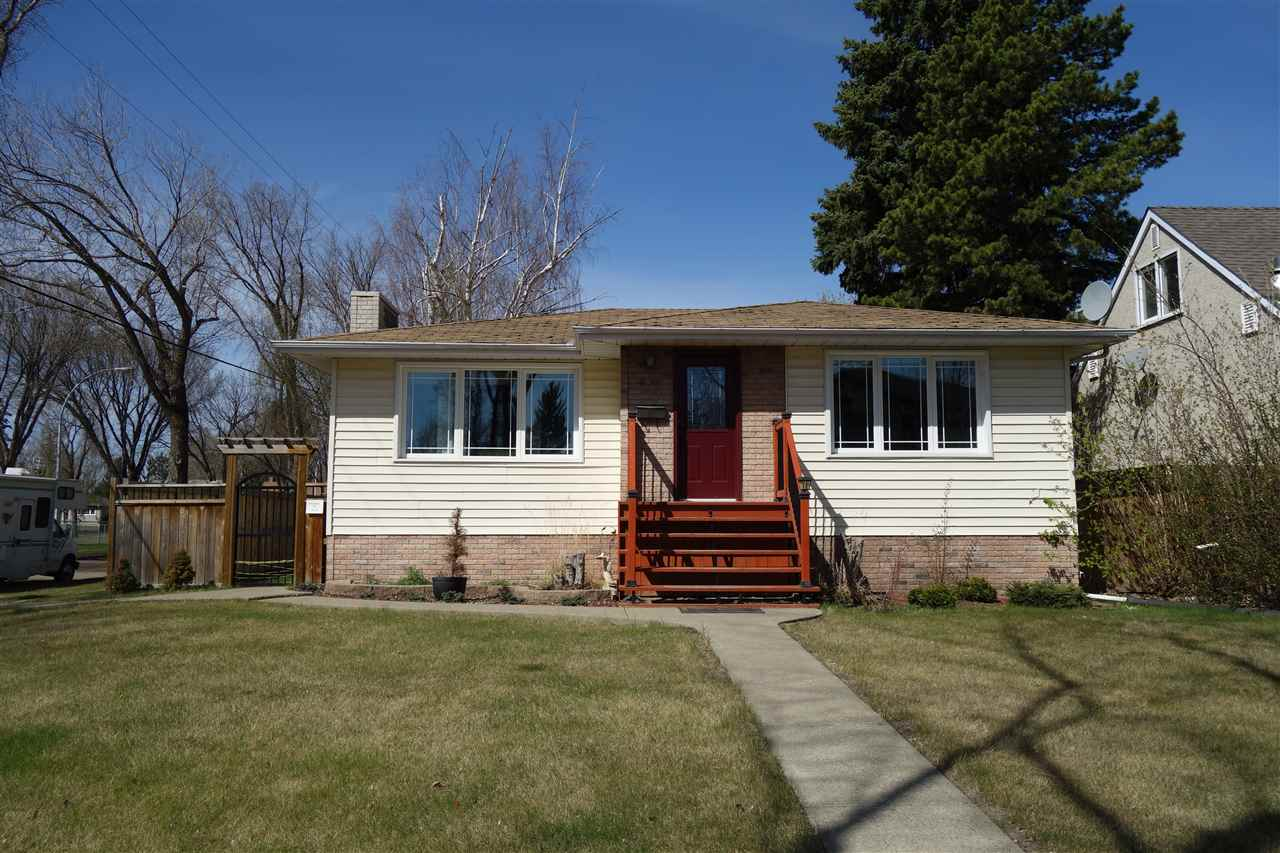 MLS® listing #E4156546 for sale located at 11304 130 Street