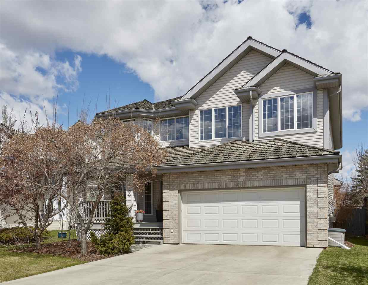 MLS® listing #E4156554 for sale located at 320 DARLINGTON Crescent