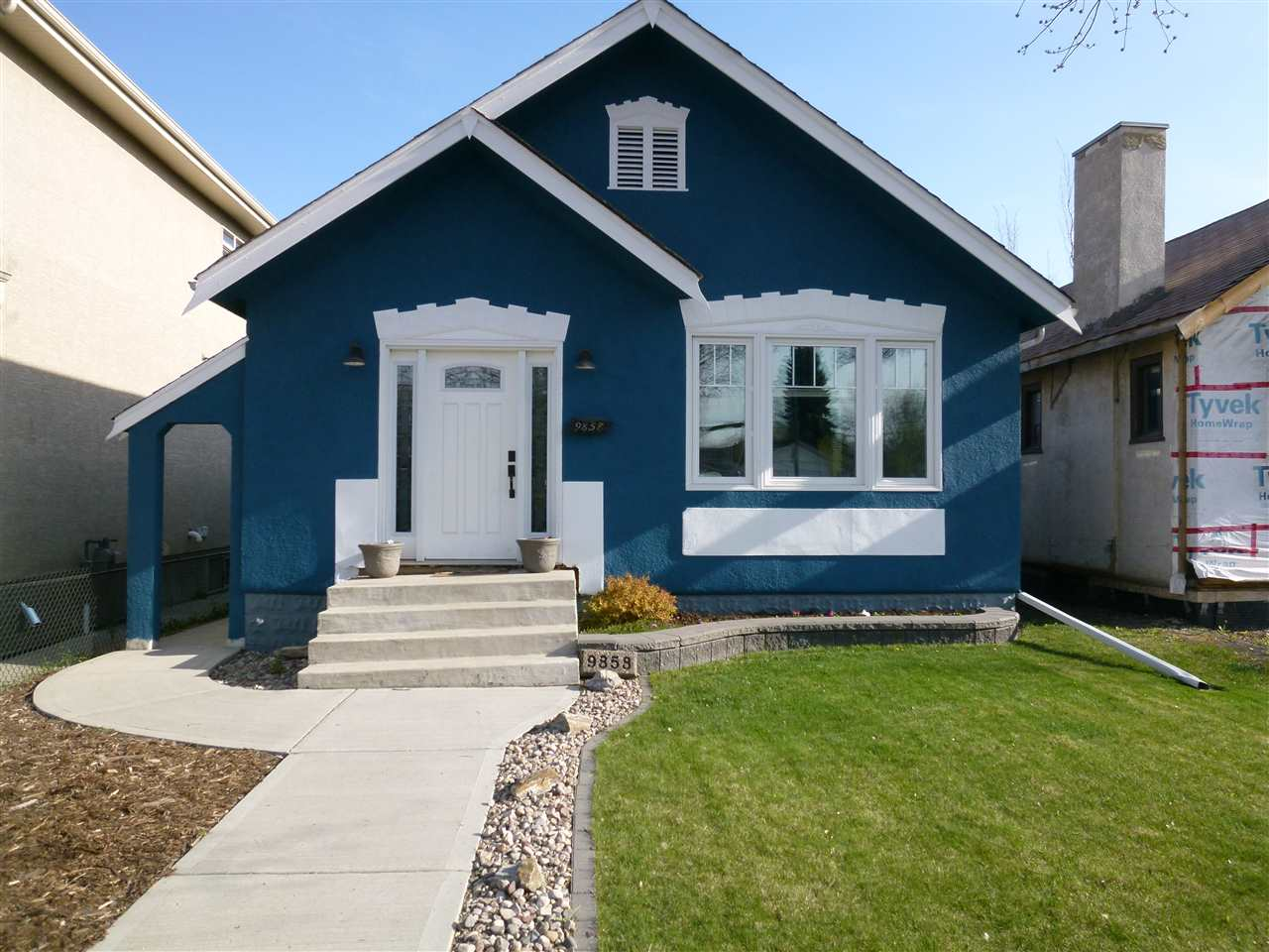 MLS® listing #E4156560 for sale located at 9858 78 Avenue
