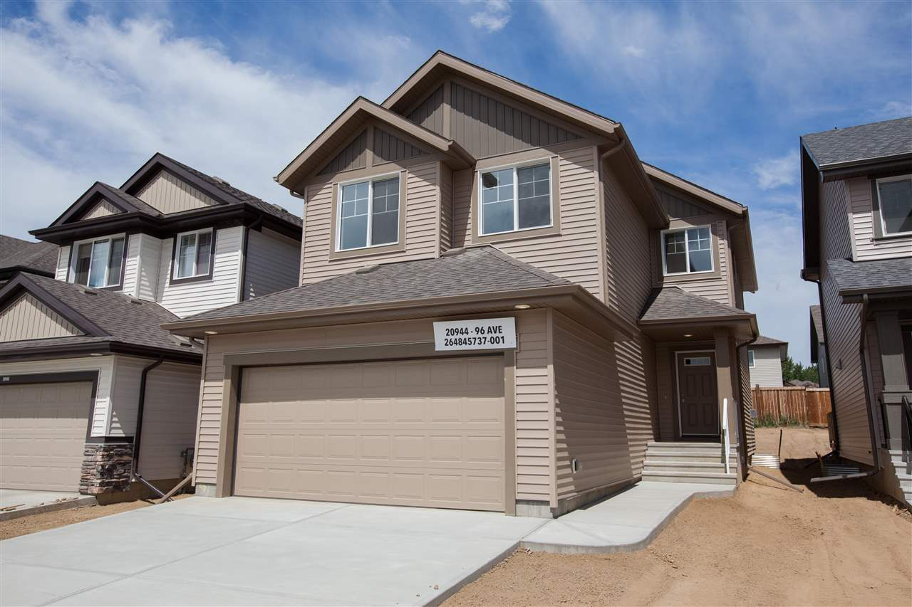 MLS® listing #E4156594 for sale located at 20944 96 Avenue