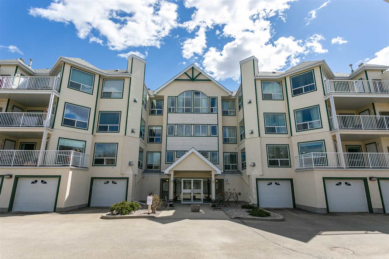 MLS® listing #E4156597 for sale located at 210 10 IRONWOOD Point(e)