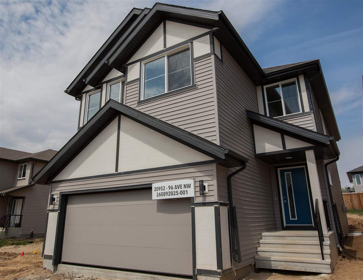 MLS® listing #E4156598 for sale located at 20952 96 Avenue