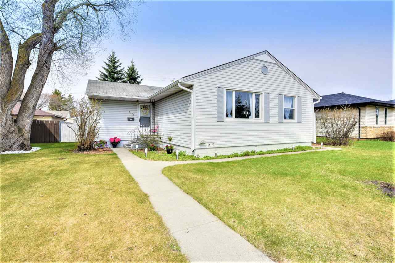 MLS® listing #E4156603 for sale located at 9136 142 Street