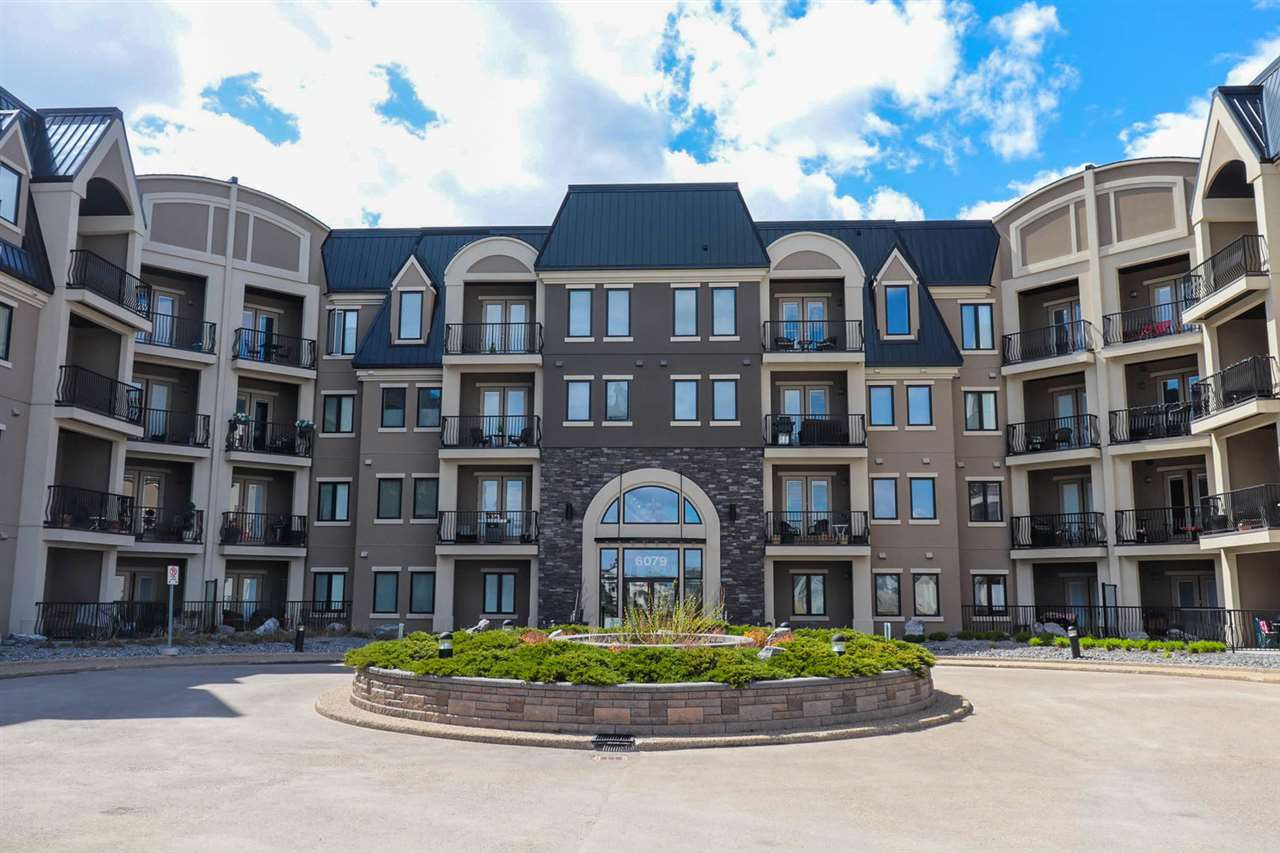 MLS® listing #E4156609 for sale located at 244 6079 MAYNARD Way