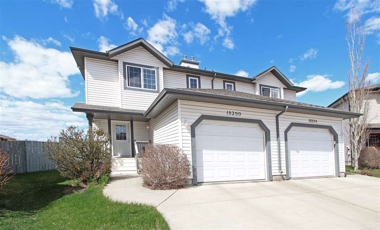 MLS® listing #E4156618 for sale located at 18290 104A Street