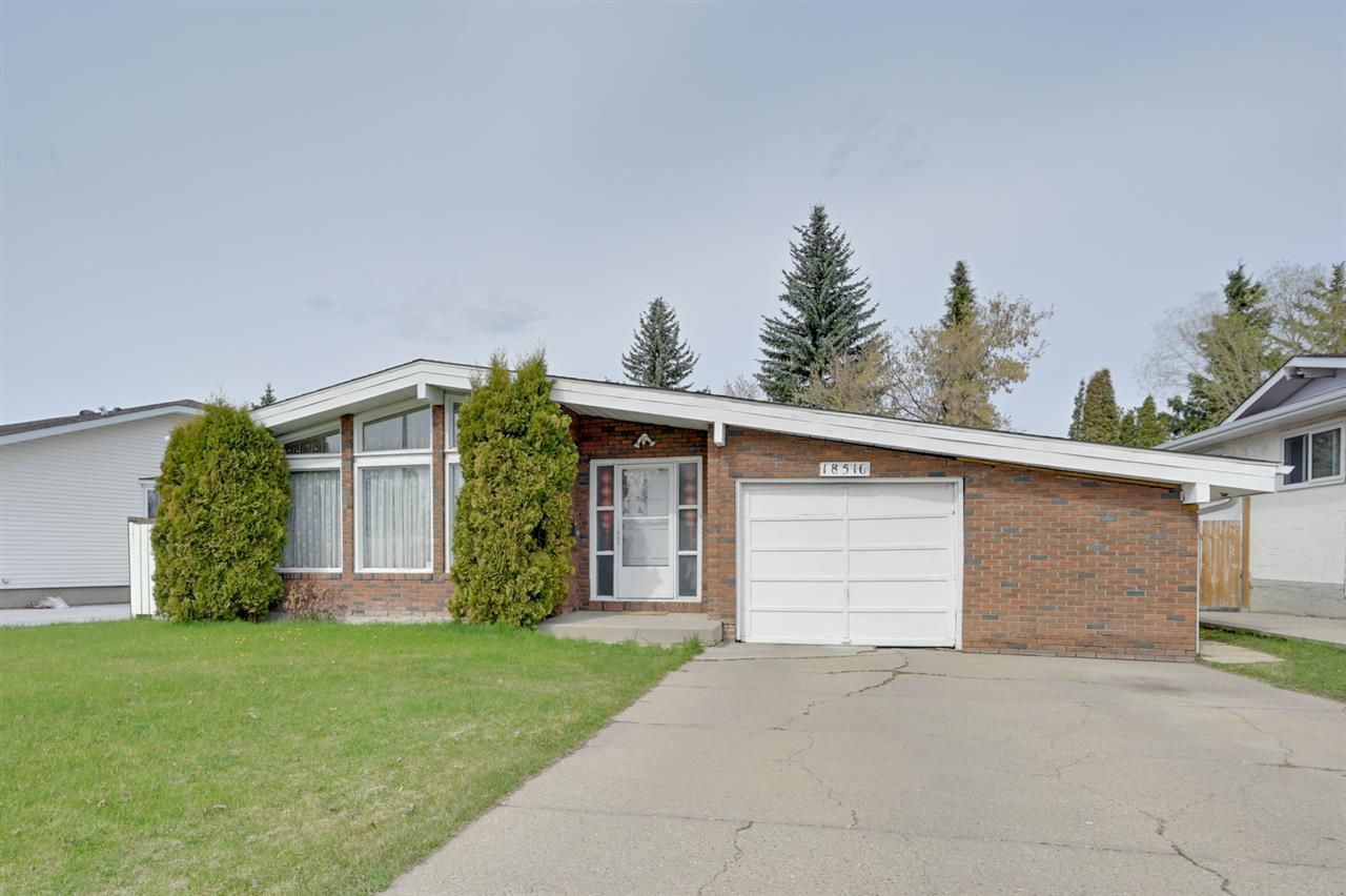 MLS® listing #E4156626 for sale located at 18516 90 Avenue