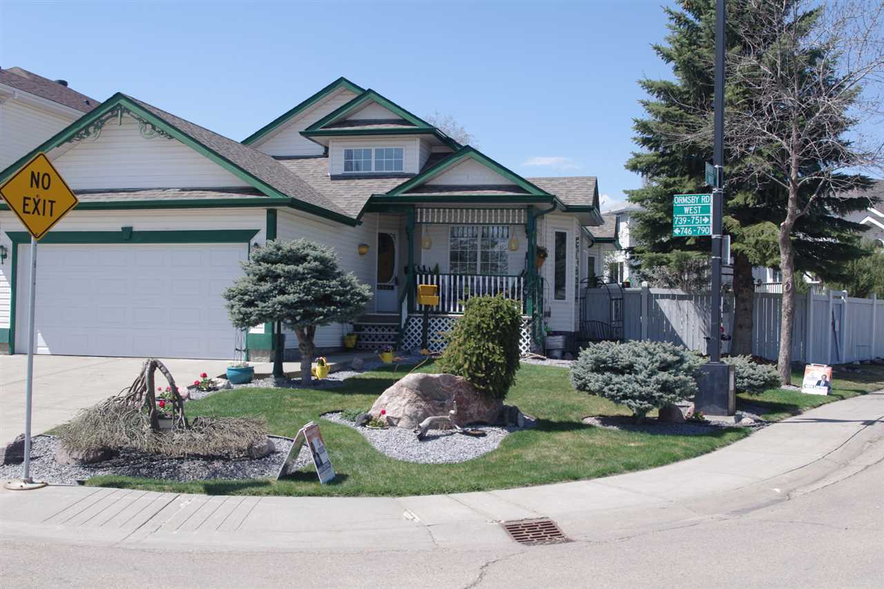 MLS® listing #E4156632 for sale located at 746 ORMSBY Road W