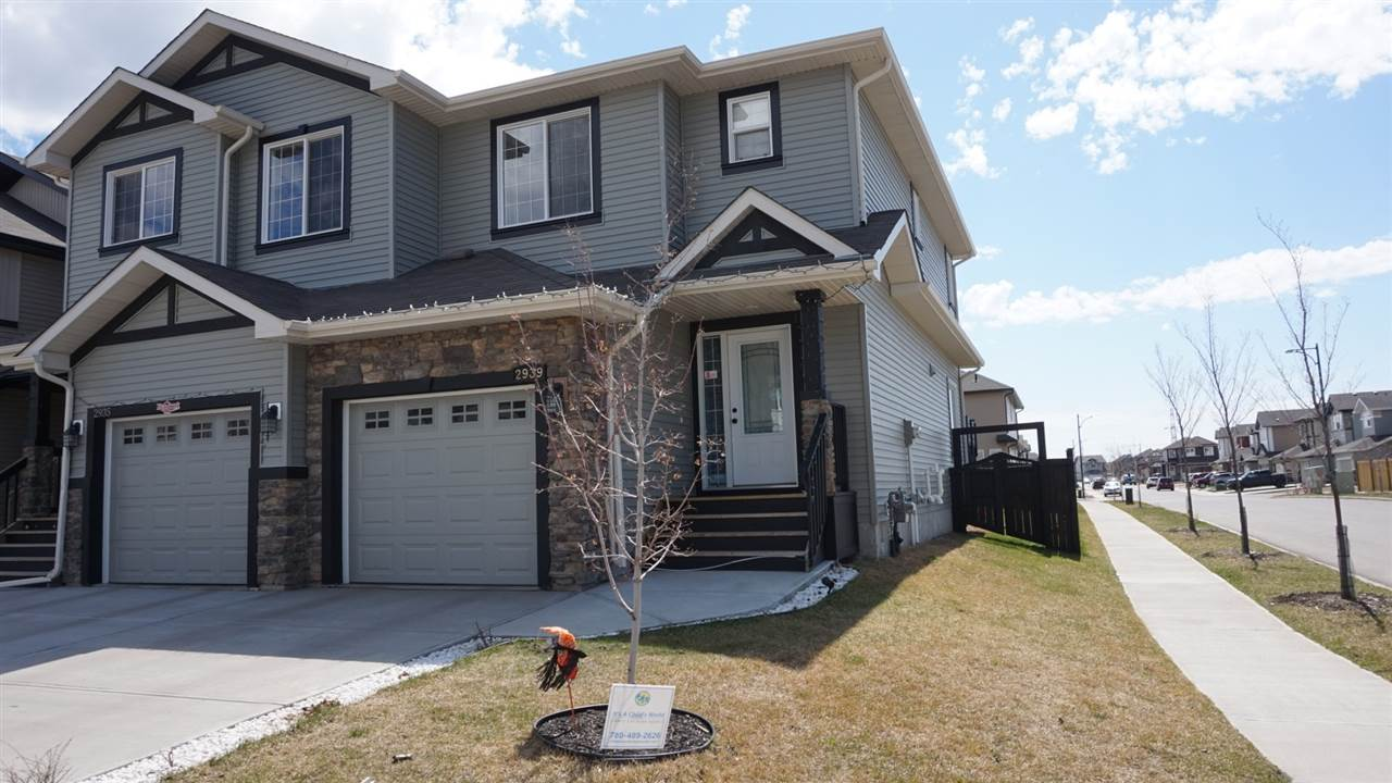 MLS® listing #E4156636 for sale located at 2939 16 Avenue