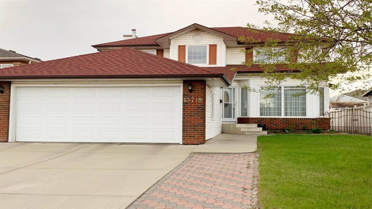 MLS® listing #E4156656 for sale located at 13718 131A Avenue