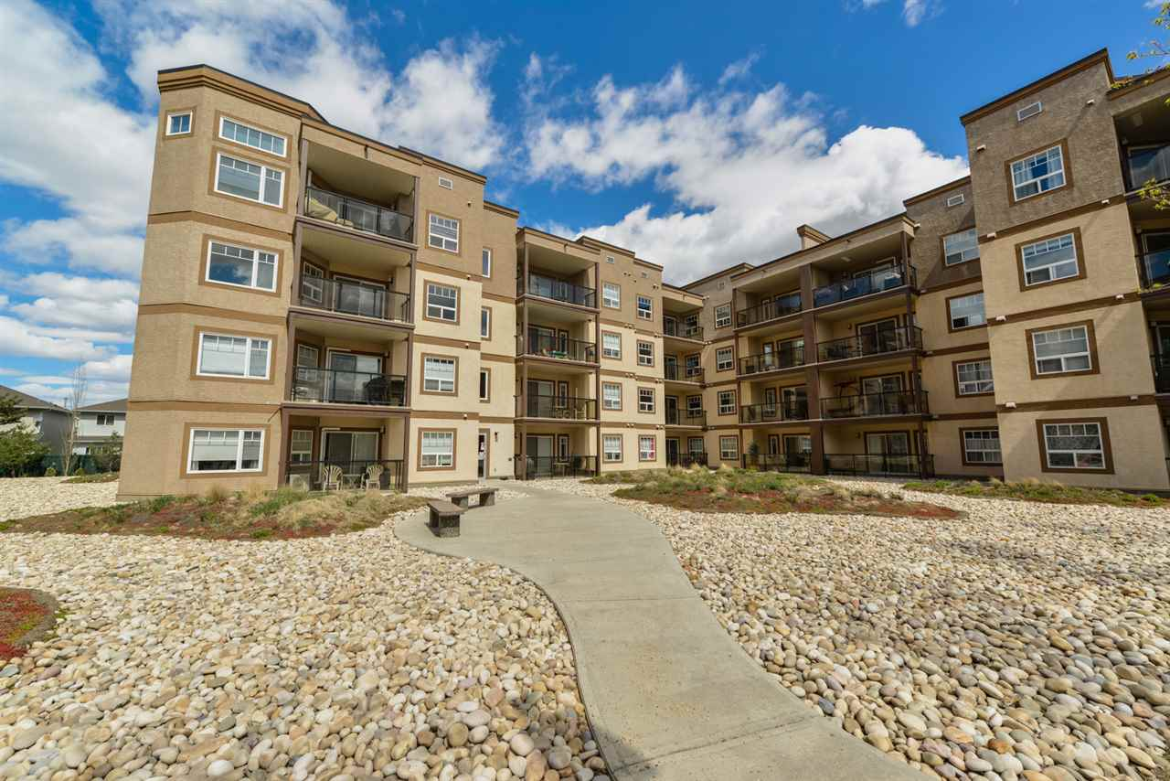 MLS® listing #E4156670 for sale located at 107 2045 GRANTHAM Court