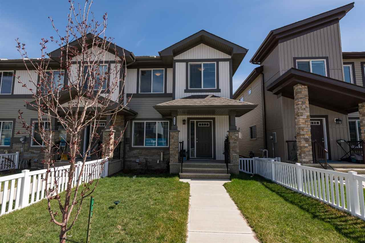 MLS® listing #E4156677 for sale located at 4428 Annett Common