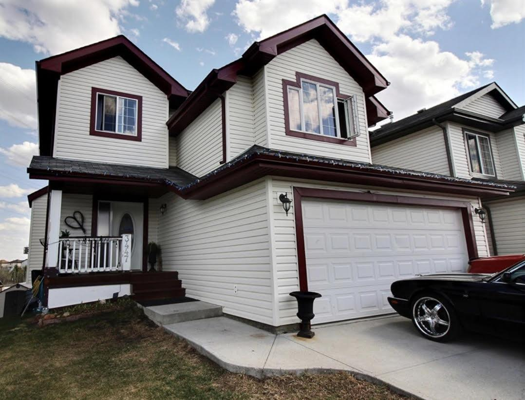 MLS® listing #E4156690 for sale located at 3447 28 Street