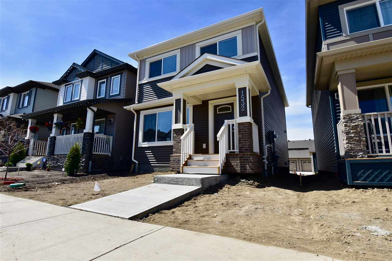 MLS® listing #E4156697 for sale located at 1532 22 Street