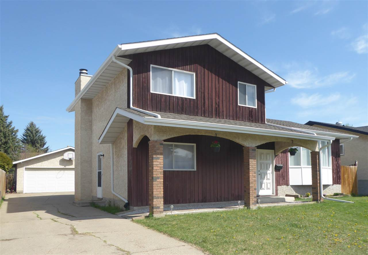 MLS® listing #E4156701 for sale located at 18408 91 Avenue