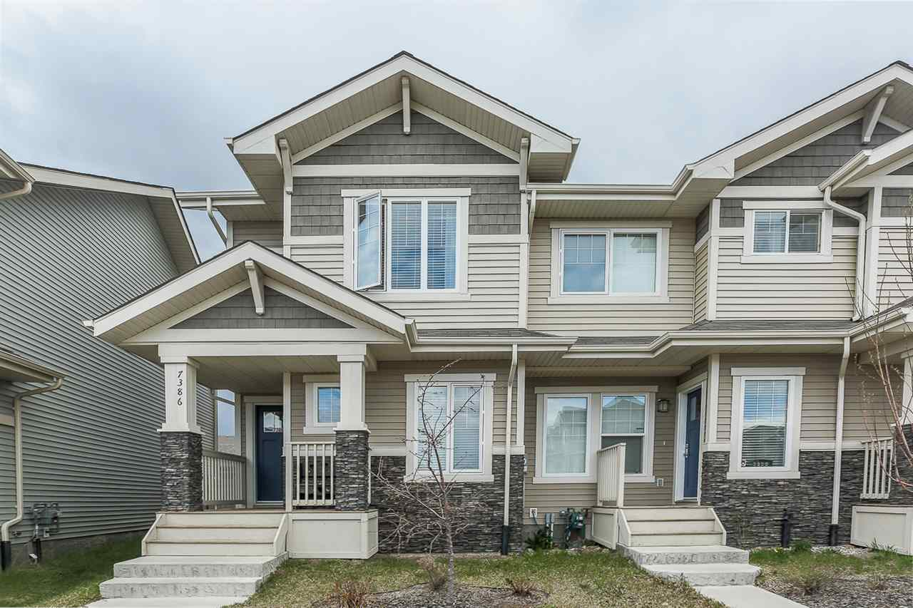 MLS® listing #E4156720 for sale located at 7386 EDGEMONT Way