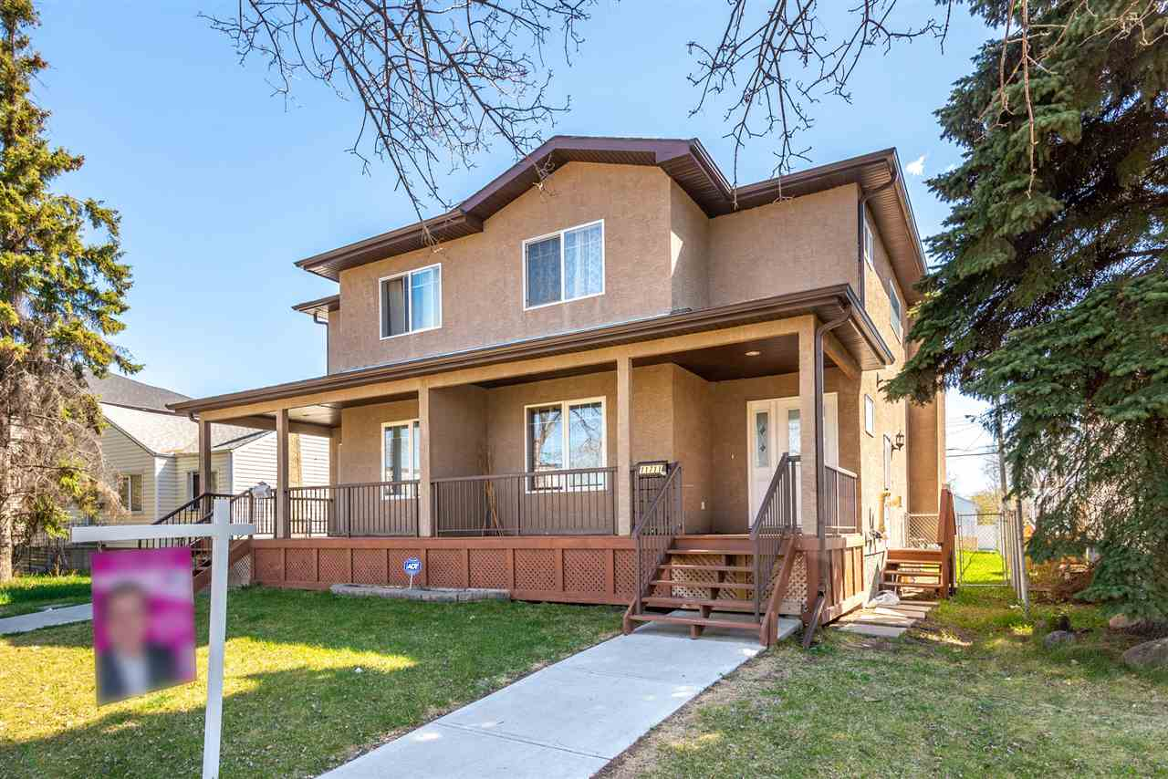 MLS® listing #E4156725 for sale located at 11711 127 Street