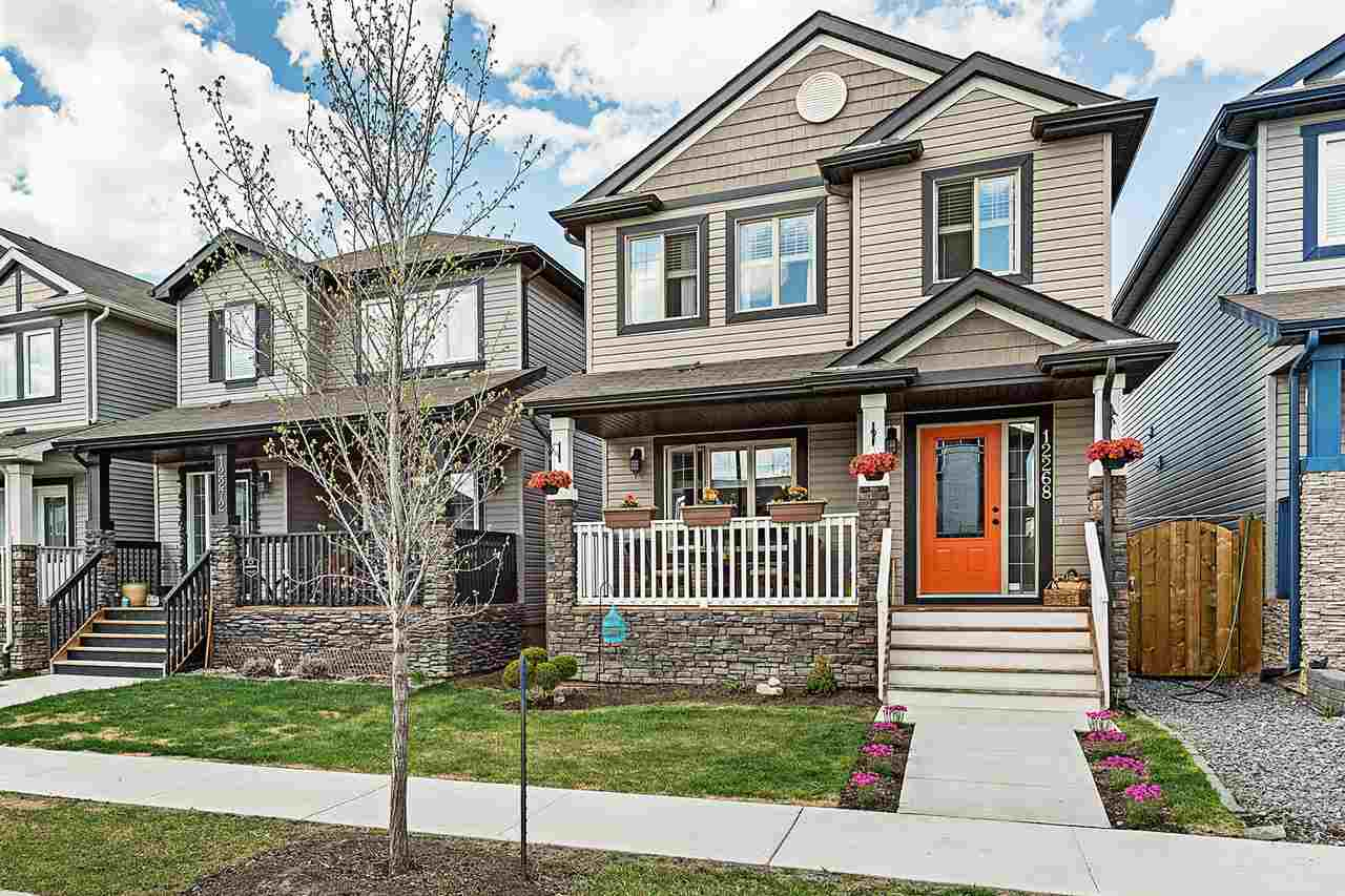 MLS® listing #E4156733 for sale located at 12268 173 Avenue NW