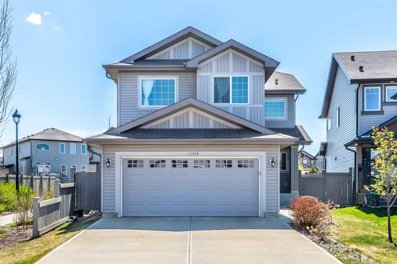 MLS® listing #E4156736 for sale located at 11473 14A Avenue