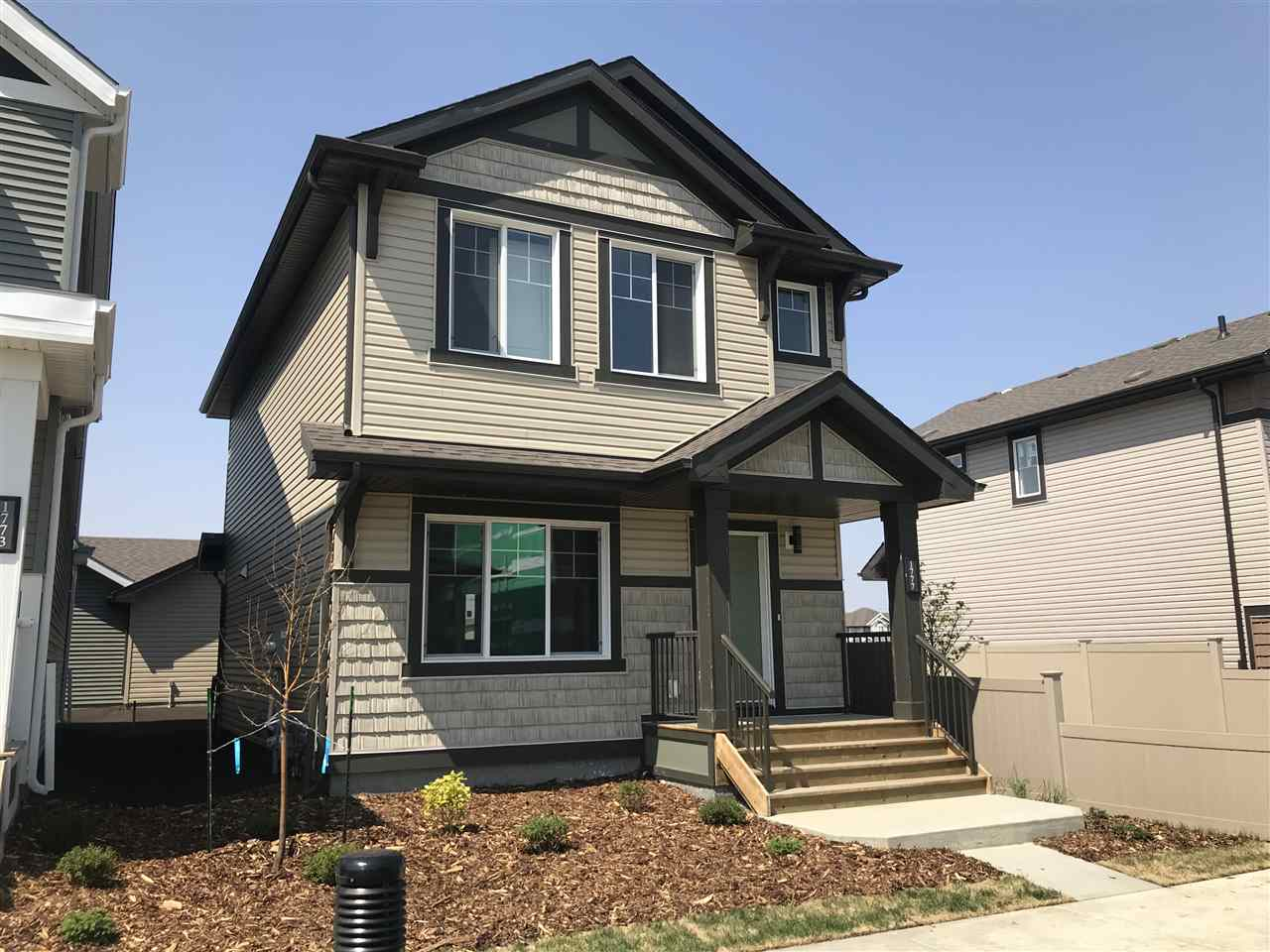 MLS® listing #E4156756 for sale located at 1777 25A Street