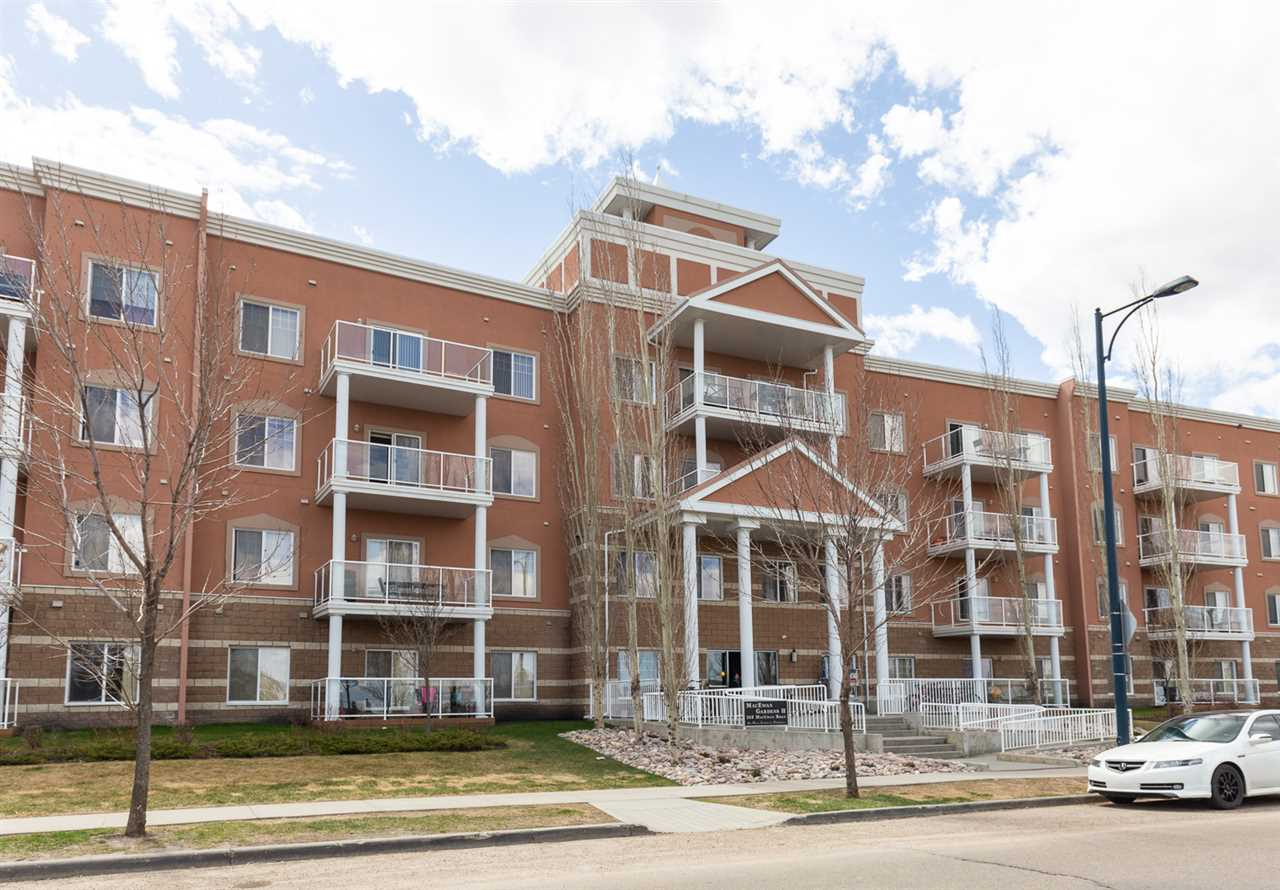 MLS® listing #E4156759 for sale located at 114 263 MACEWAN Road