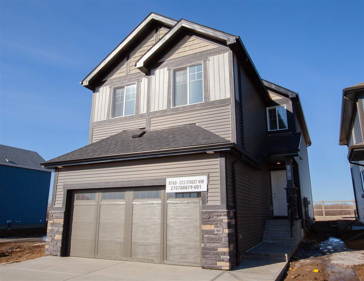 MLS® listing #E4156761 for sale located at 8760 223 Street
