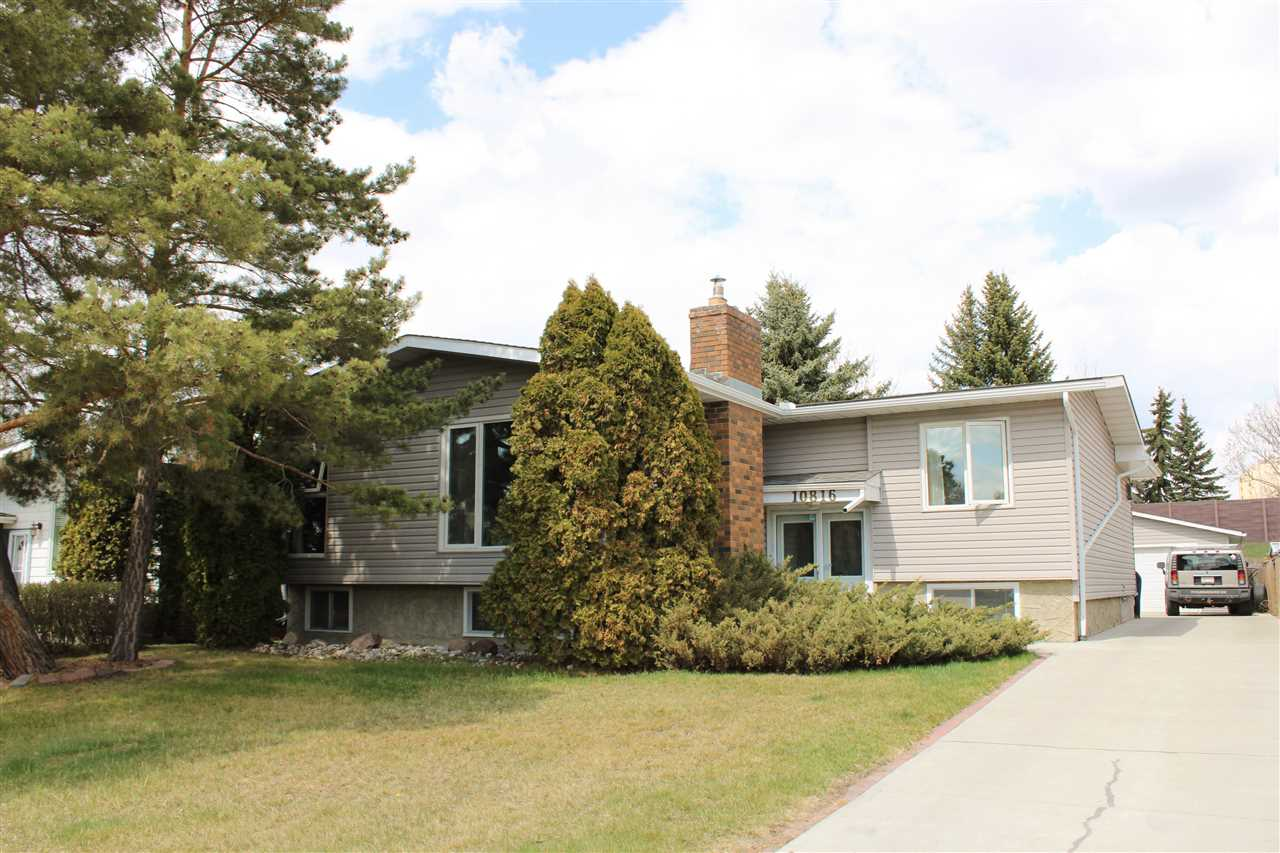 MLS® listing #E4156768 for sale located at 10816 43 Avenue