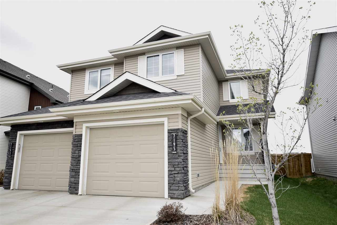 MLS® listing #E4156791 for sale located at 7195 CARDINAL Way
