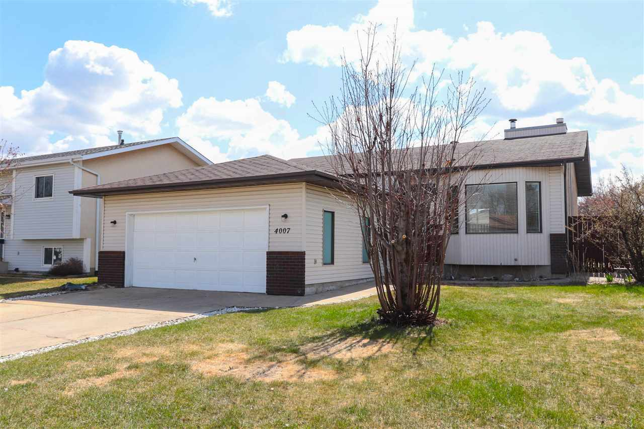 MLS® listing #E4156826 for sale located at 4007 19 Avenue