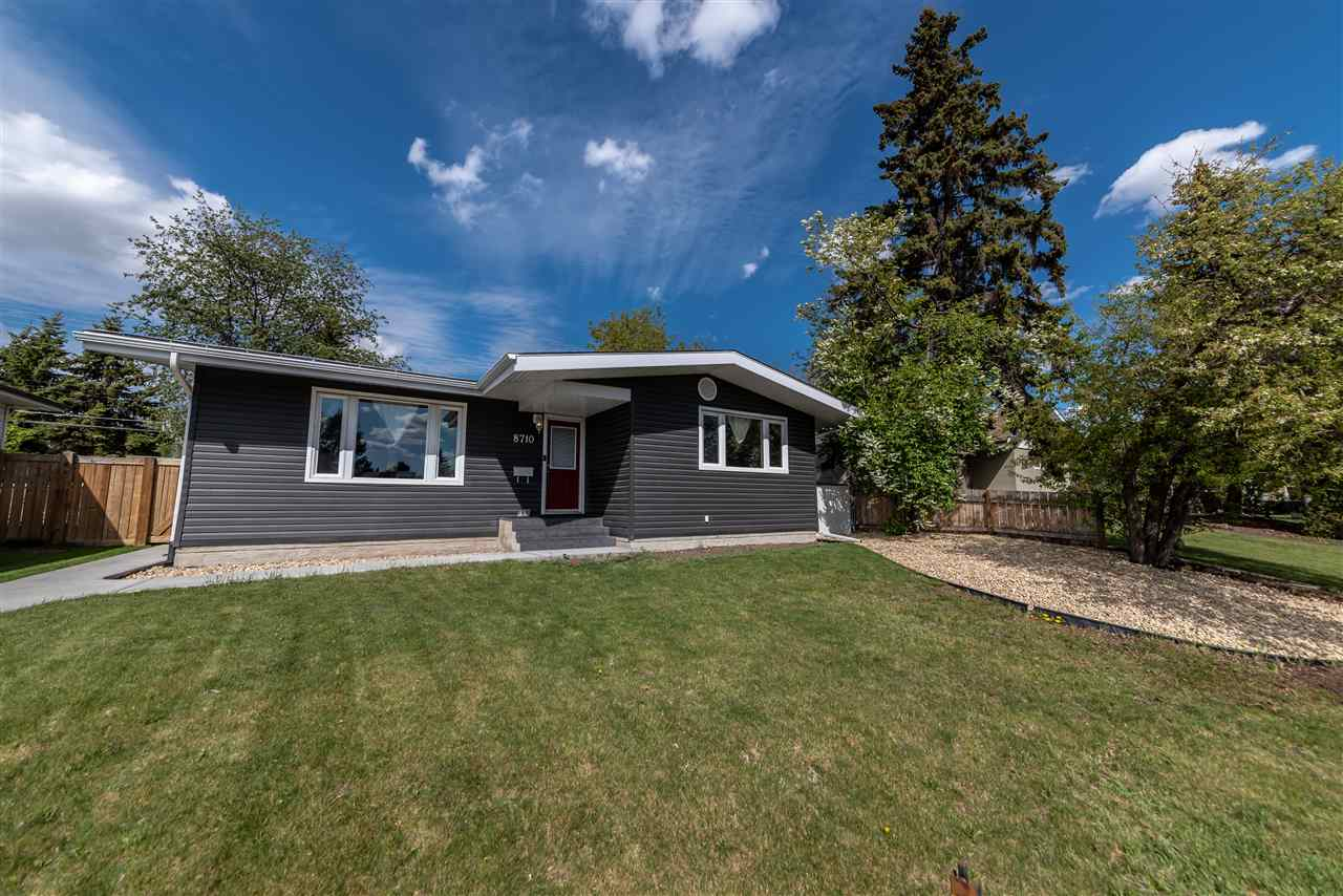 MLS® listing #E4156827 for sale located at 8710 163 Street