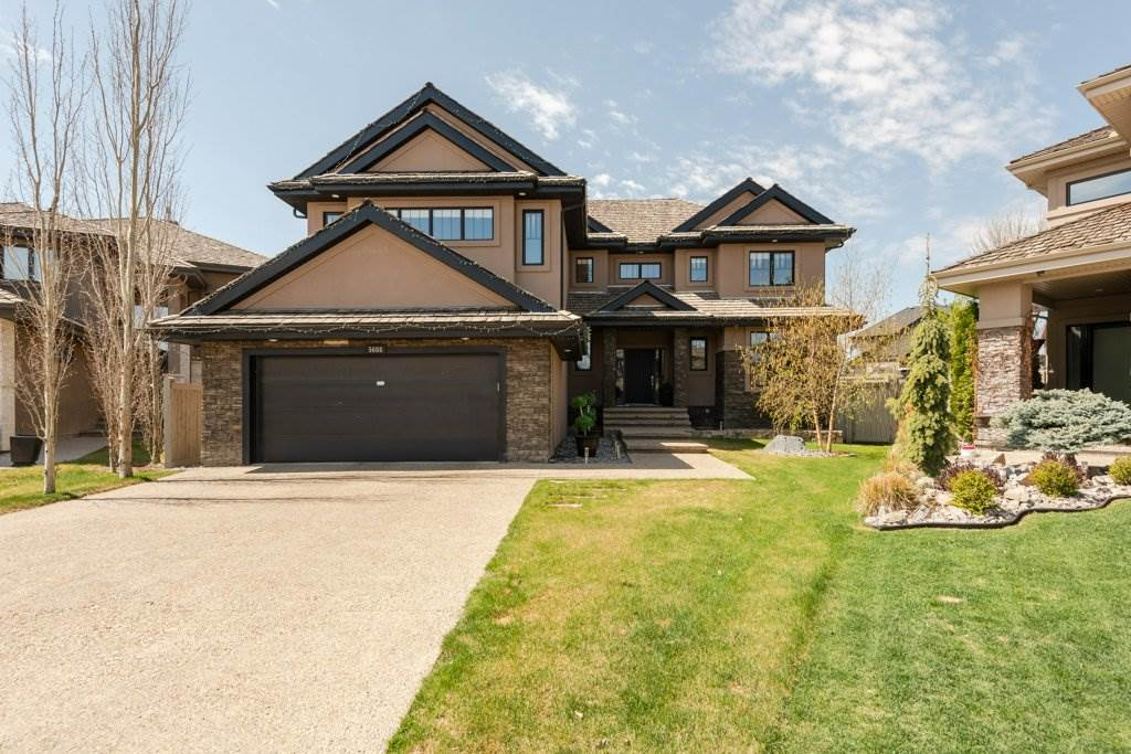MLS® listing #E4156831 for sale located at 5608 MCLUHAN Place