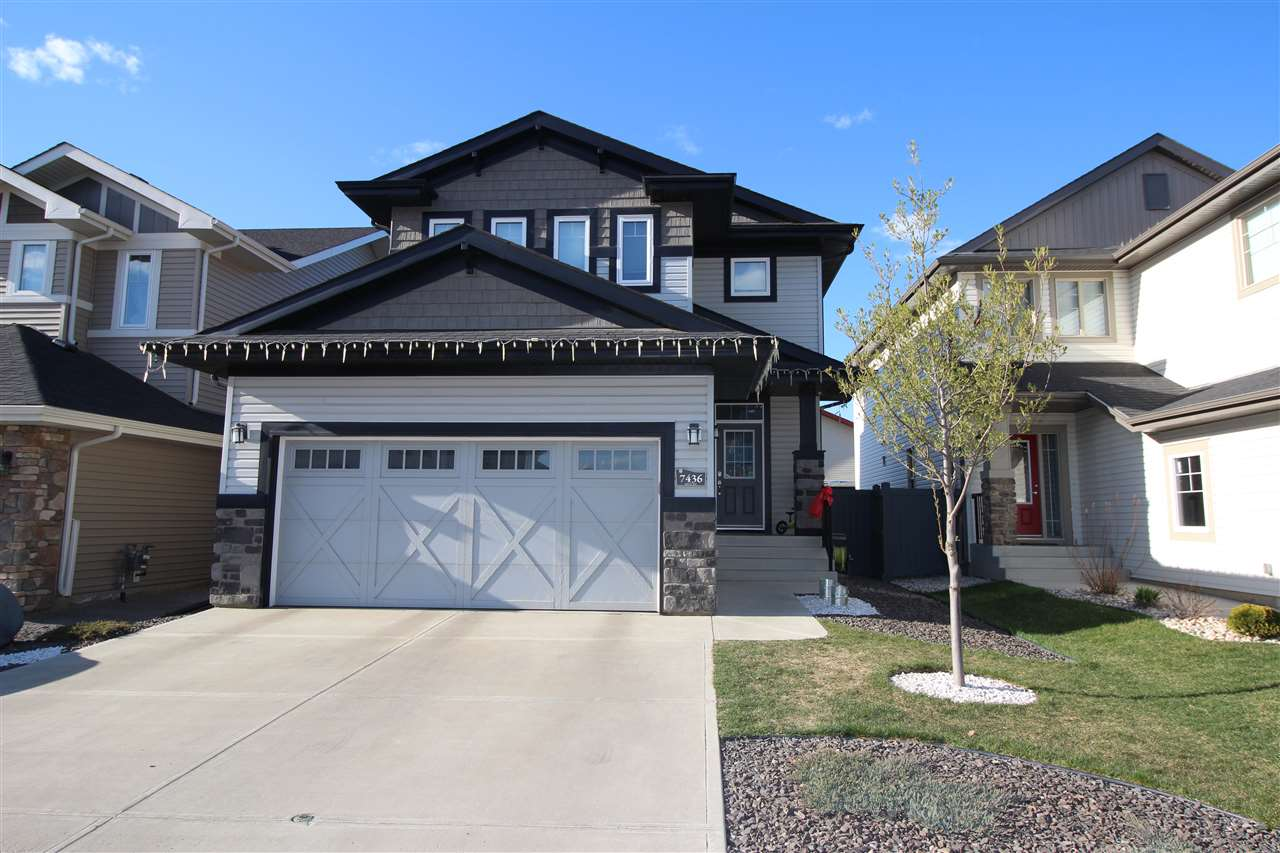 MLS® listing #E4156842 for sale located at 7436 GETTY Way
