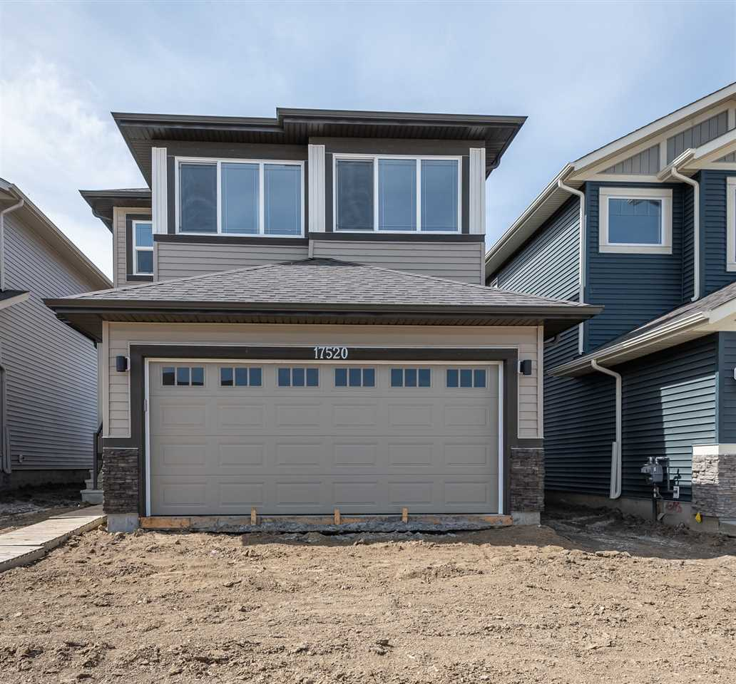 MLS® listing #E4156844 for sale located at 17520 124 Street