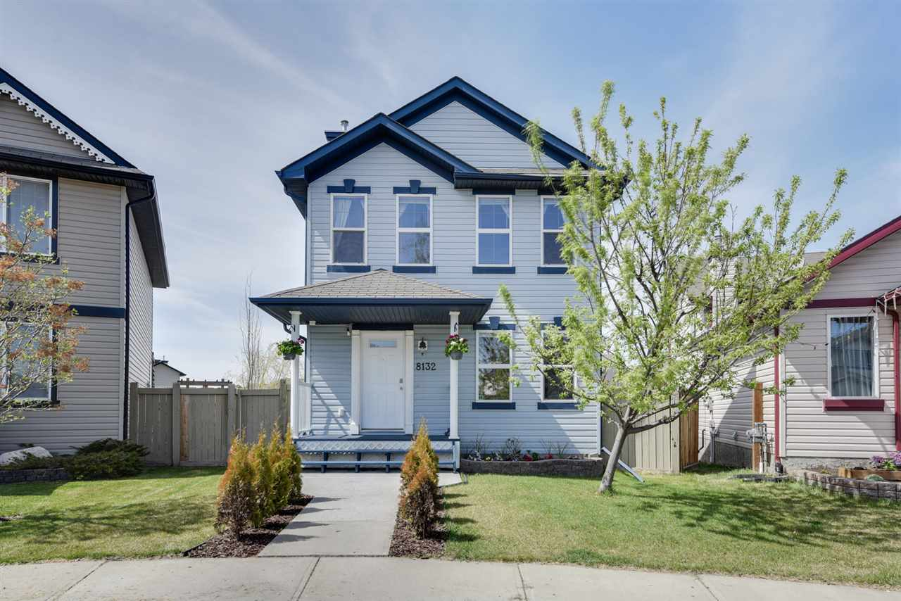 MLS® listing #E4156849 for sale located at 8132 7 Avenue