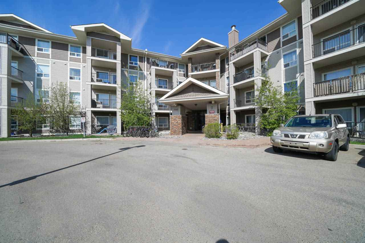MLS® listing #E4156868 for sale located at 7106 7327 South Terwillegar Drive