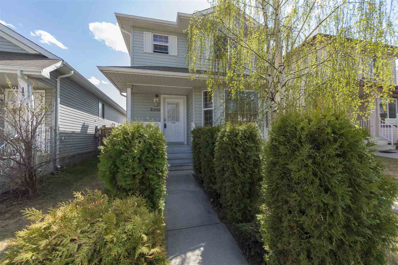 MLS® listing #E4156869 for sale located at 21349 87A Avenue