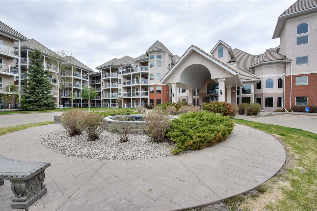 MLS® listing #E4156880 for sale located at 308 9008 99 Avenue